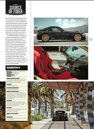 Tear Sheets - Portfolio - Phillip Awad
