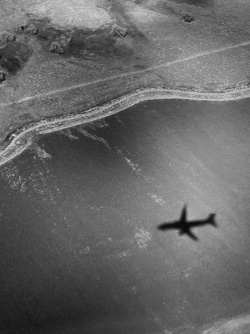 Airborne Aerial Study - Portrait and Documentary Photographer