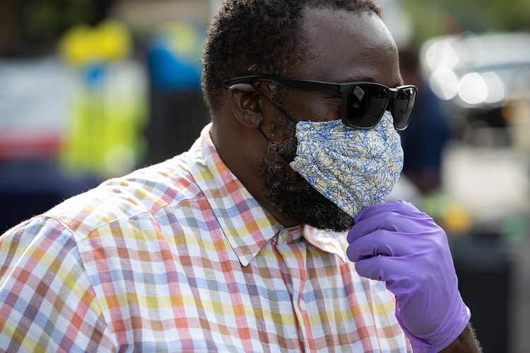 Pandemic - Portrait and Documentary Photographer
