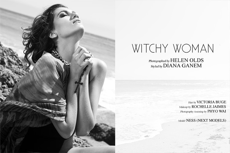 Witchy - Helen Olds