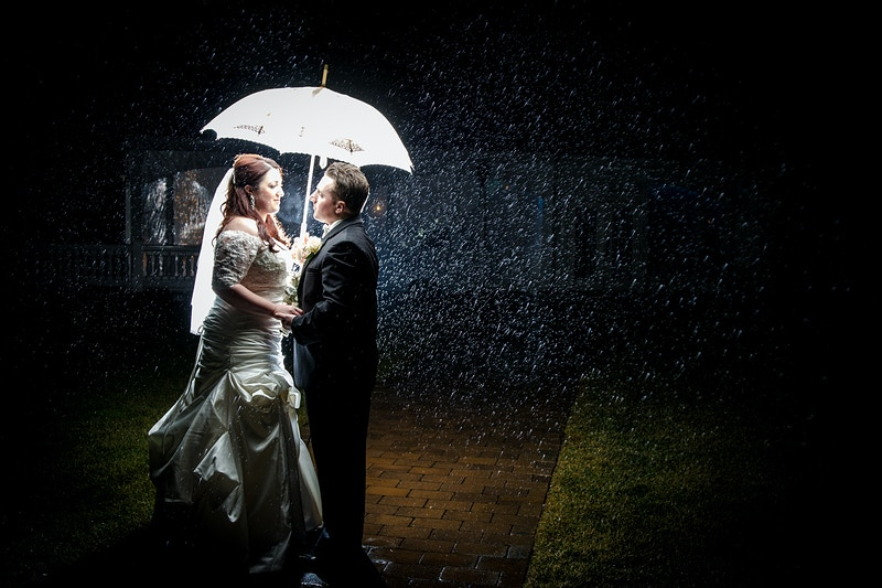 Rain Happens! - David Naples Photography