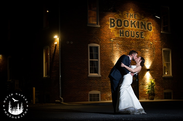 The Booking House - David Naples Photography