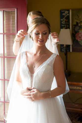 Bridal Portrait - David Naples Photography
