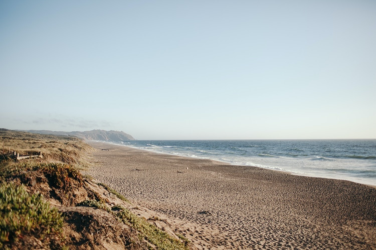 Beach at Point Reyes - Northern Illinois Wedding & Portrait Photography | Luis Hermosillo
