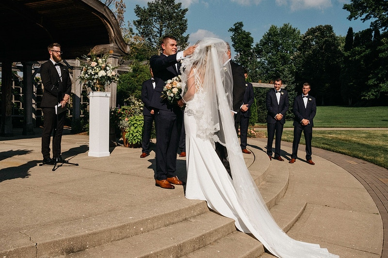 Andrea Derek Wedding - Northern Illinois Wedding & Portrait Photography | Luis Hermosillo