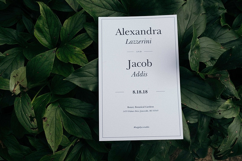 Alex Jacob Wedding - Northern Illinois Wedding & Portrait Photography | Luis Hermosillo