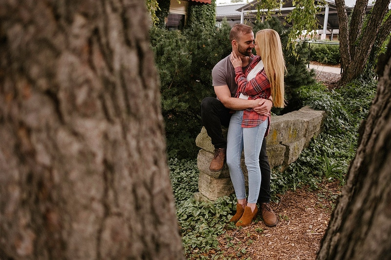 Jade Cody Engagement - Northern Illinois Wedding & Portrait Photography | Luis Hermosillo