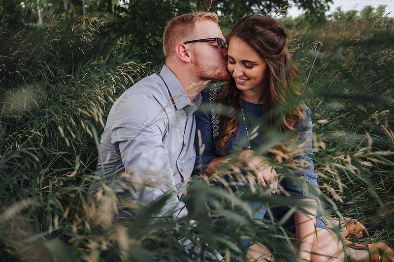 Marina Devon Engagement - Northern Illinois Wedding & Portrait Photography | Luis Hermosillo