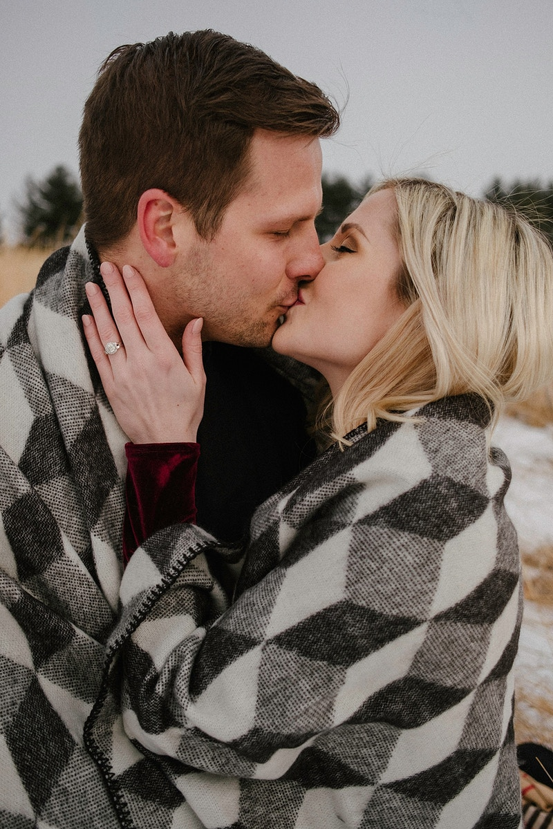Danielle Drake Engagement - Northern Illinois Wedding & Portrait Photography | Luis Hermosillo