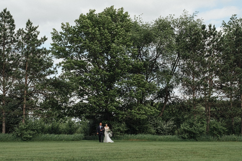 Bella Ross Wedding - Northern Illinois Wedding & Portrait Photography | Luis Hermosillo