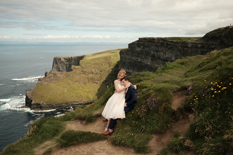 Cliffs Of Moher Ireland - Northern Illinois Wedding & Portrait Photography | Luis Hermosillo