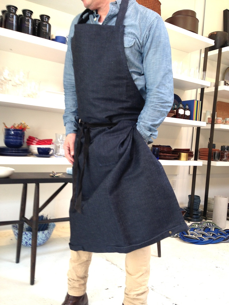 Custom Aprons - h-filaments