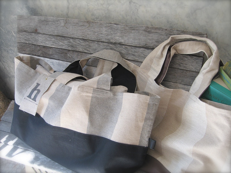 Tote Bag - h-filaments