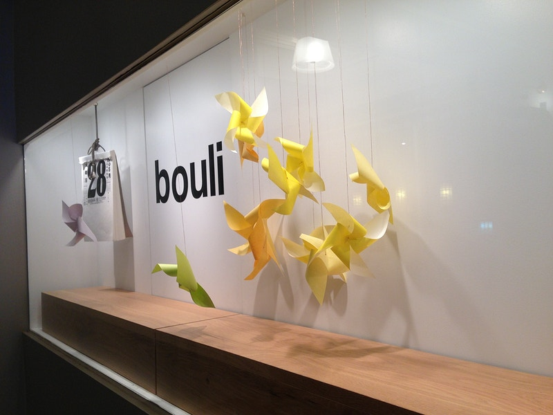 Bouli Bar - h-filaments
