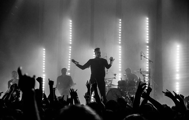 PARKWAY DRIVE - HVG | Fine Art Photography & Other Creations