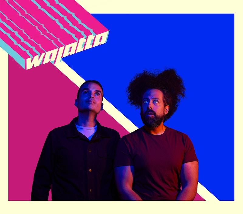 Wajatta Reggie Watts John Tejada - Holly Parker - Photographer