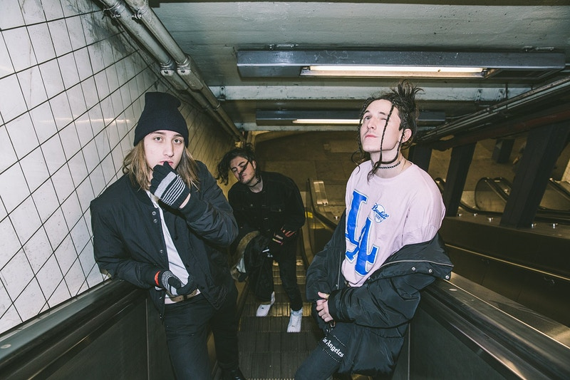 Chase Atlantic - Warner Bros Records - Holly Parker - Photographer NYC