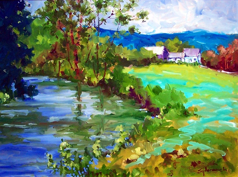 Williams River - Hunter Gallery of Fine Art, Grafton, VT