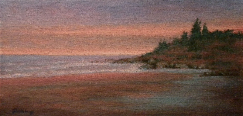 East Beach    SOLD - Hunter Gallery of Fine Art, Grafton, VT