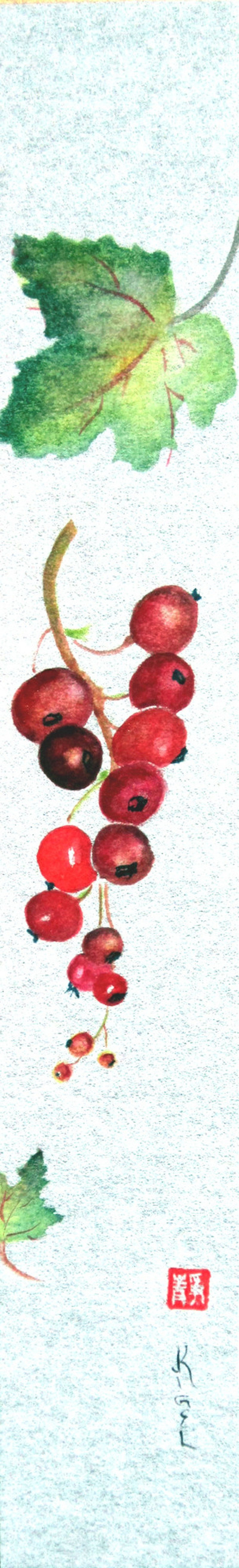 Red Currants - Hunter Gallery of Fine Art, Grafton, VT