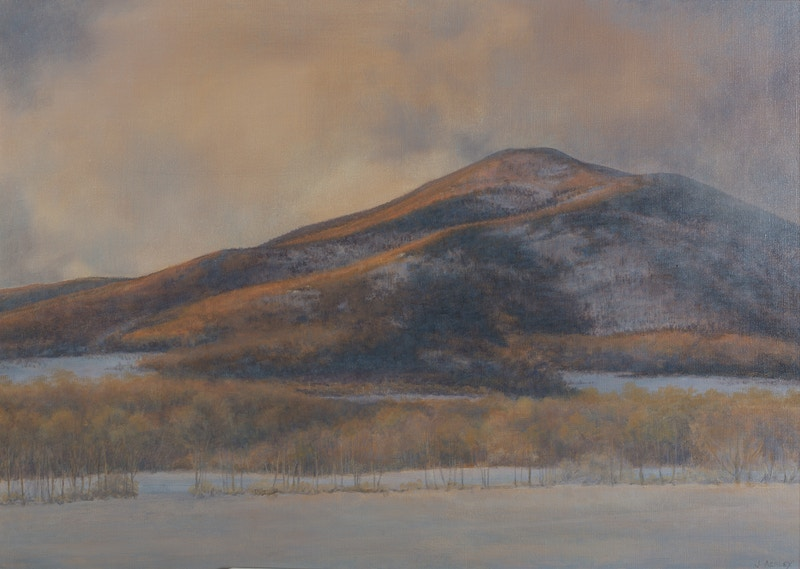 Mt Ascutney                                                Oil - Hunter Gallery of Fine Art, Grafton, VT