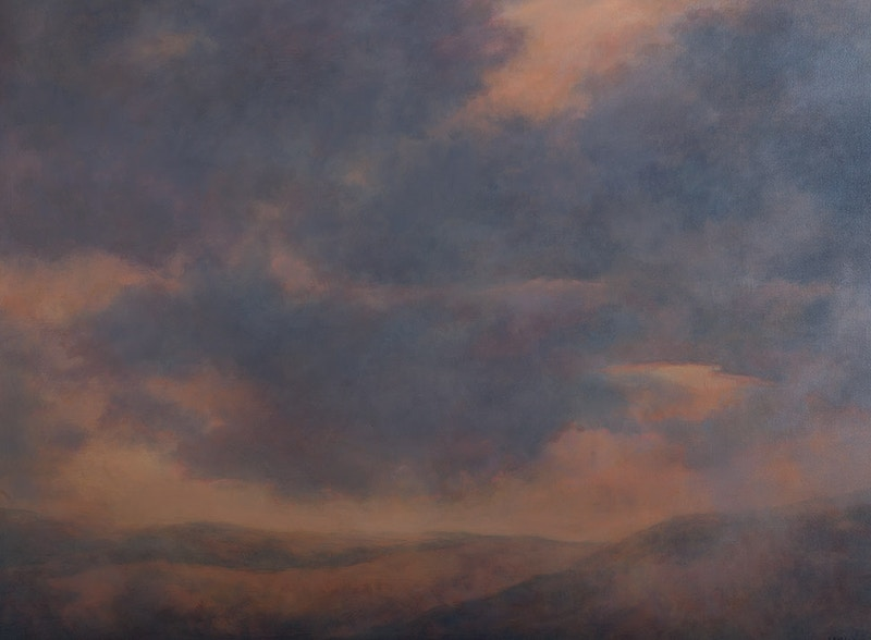 North Peak - Hunter Gallery of Fine Art, Grafton, VT