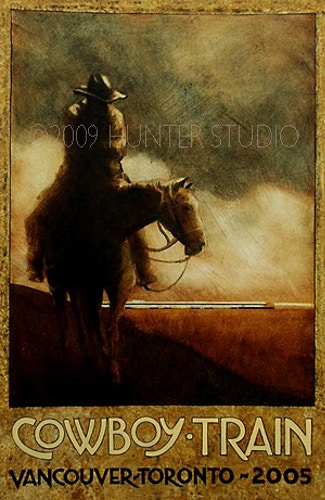 COWBOY TRAIN, 2005 - Charlie Hunter