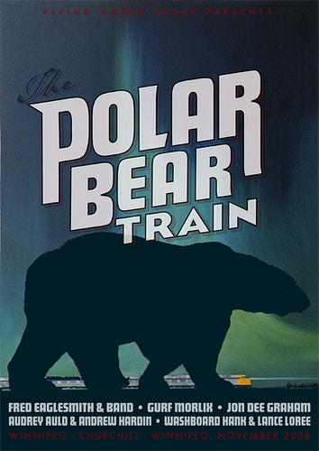 POLAR BEAR TRAIN, 2008 - Charlie Hunter