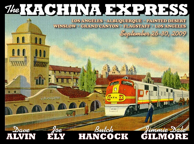 KACHINA EXPRESS, 2009 - Charlie Hunter