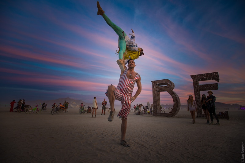 This Is Burning Man - IAN BREWER
