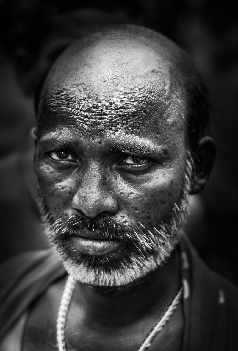 Portraits India - IAN BREWER