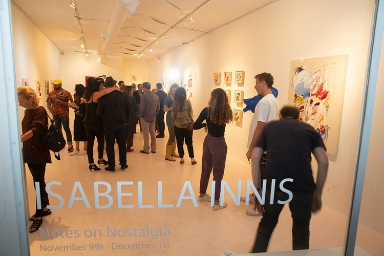 Showings - Isabella Innis