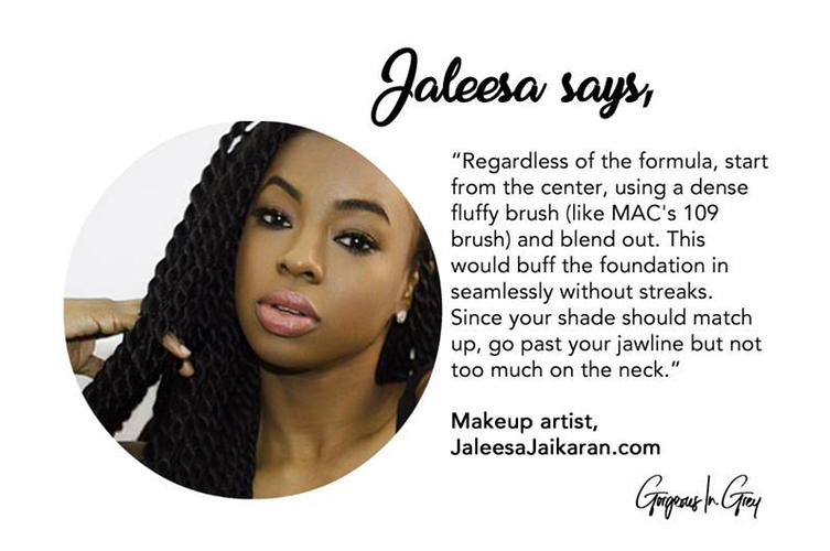 Press 2 - Jaleesa Jaikaran | Makeup Artist