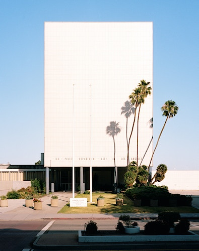 Parker Center - James Elliot Bailey - LA Photographer