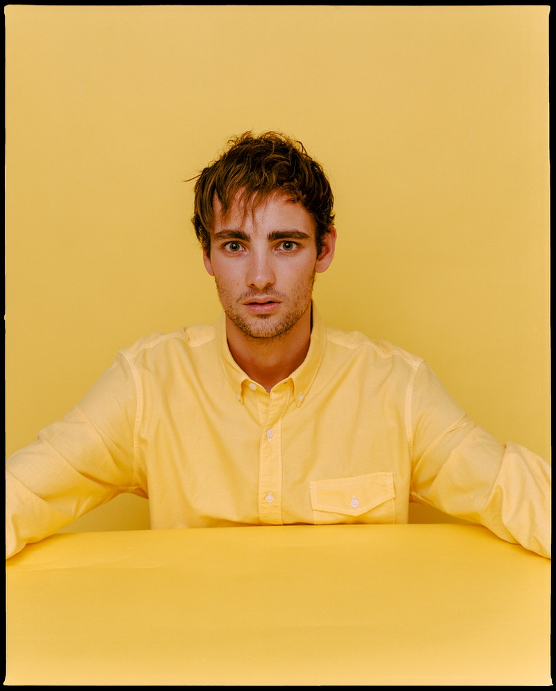 Primary Colors - James Elliot Bailey - LA Photographer