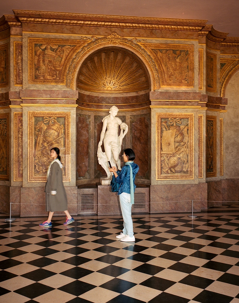 Palace Of Versailles - James Elliot Bailey - LA Photographer