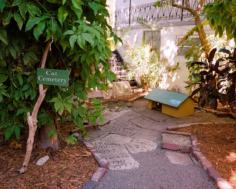 Hemingway House - James Elliot Bailey - LA Photographer