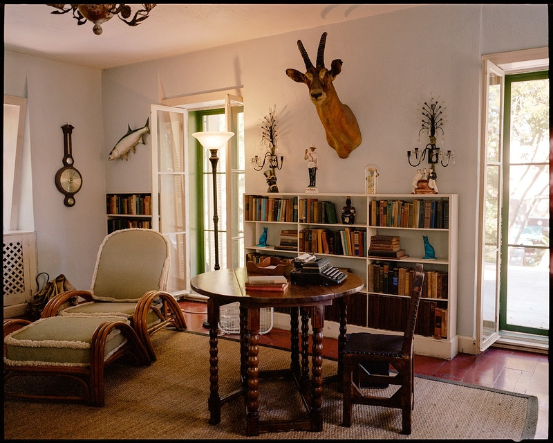 Hemingway's habitat - James Elliot Bailey - LA Photographer