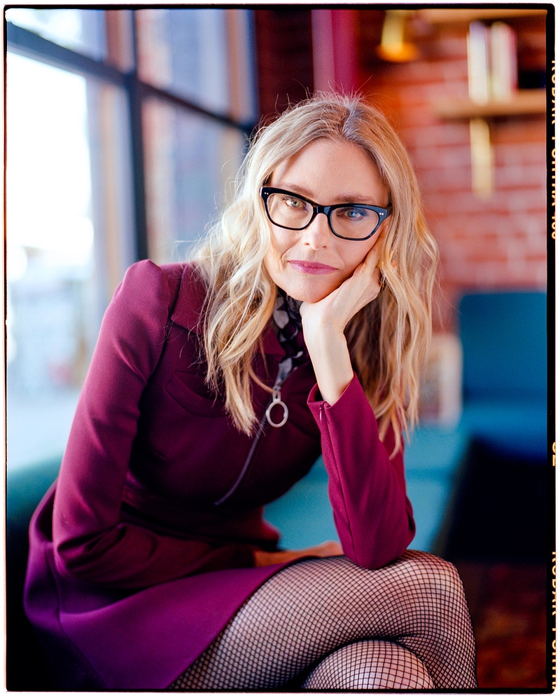 Aimee Mann - James Elliot Bailey - LA Photographer