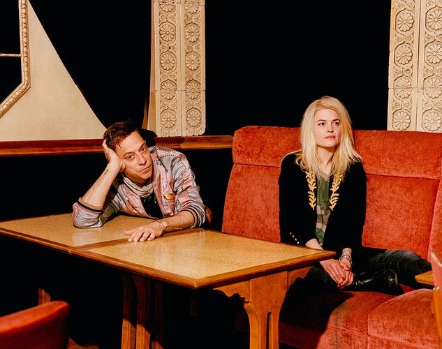 The Kills - James Elliot Bailey - LA Photographer