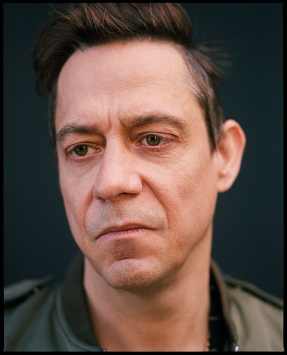 Jamie Hince - James Elliot Bailey - LA Photographer