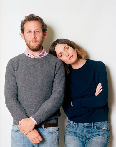 Ben Lee & Rose Byrne - James Elliot Bailey - LA Photographer