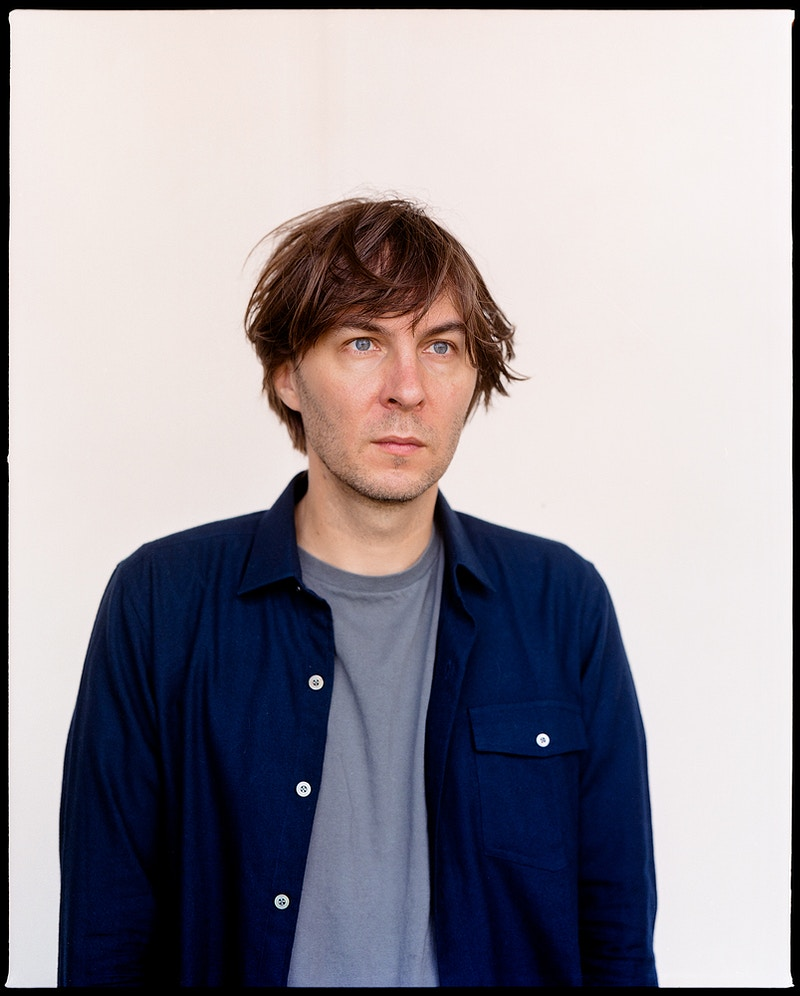 Thomas Mars - James Elliot Bailey - LA Photographer