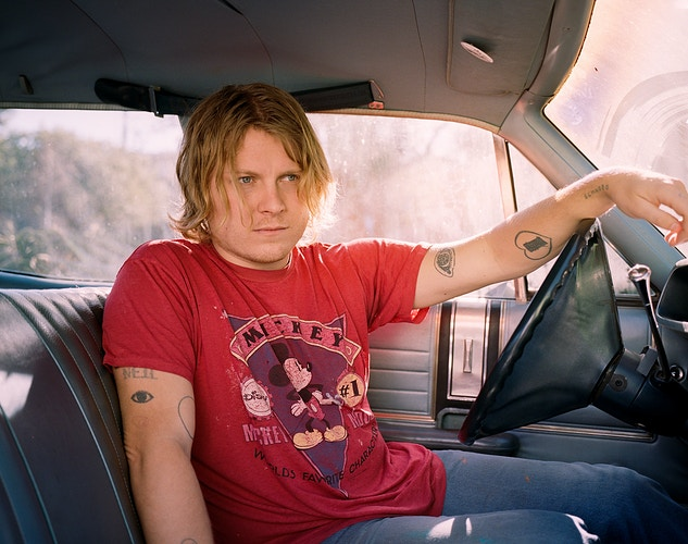 Ty Segall - James Elliot Bailey - LA Photographer