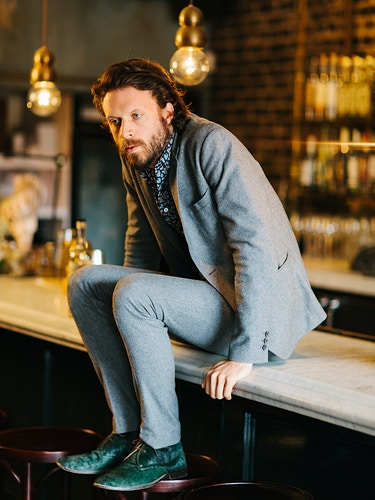 Father John Misty - James Elliot Bailey - LA Photographer