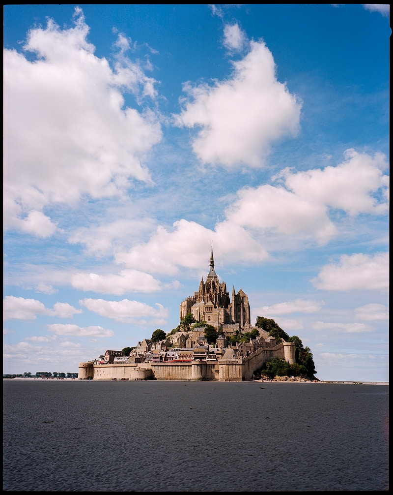 Mont Saint-Michel - James Elliot Bailey - LA Photographer