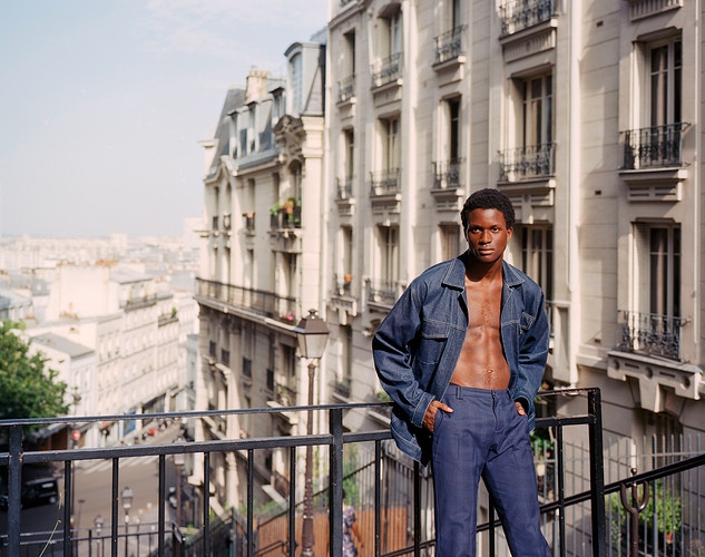 North Hill Paris - James Elliot Bailey - LA Photographer