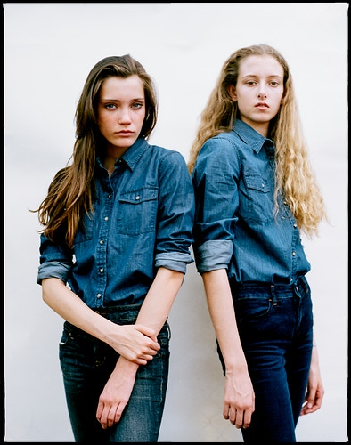 Chloe Bechtol & Grace Kull - James Elliot Bailey - LA Photographer