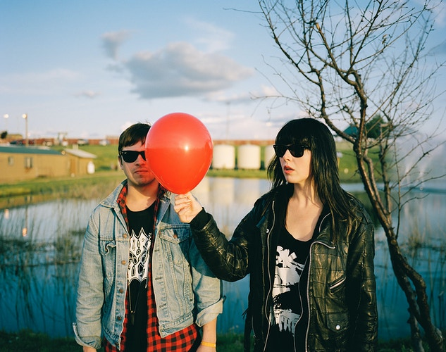 Sleigh Bells - James Elliot Bailey - LA Photographer
