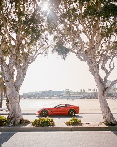 Cars Two - James Elliot Bailey - LA Photographer